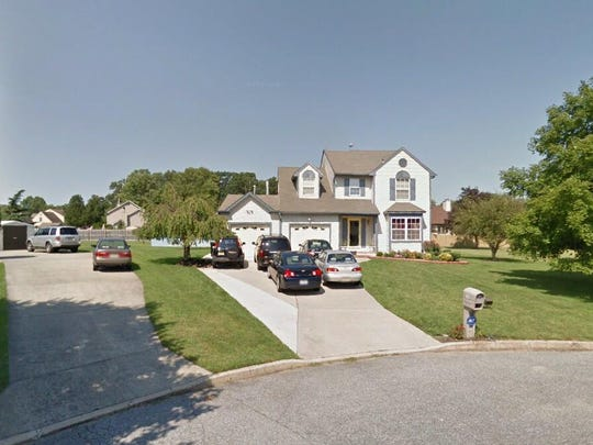 This Google Street View image shows the approximate location of 746 Sharon Court in Vineland. The property at this address changed hands in September 2019, when new owner bought the property for $265,000.