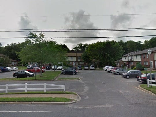 This Google Street View image shows the approximate location of 113 Camille Court in Brick. The property at this address changed hands in June 2019, when new owner bought the property for $164,100.
