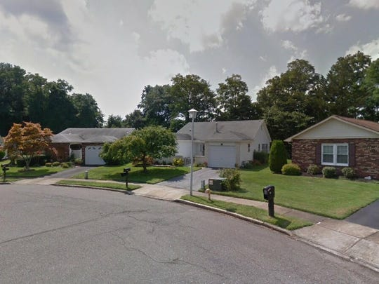 This Google Street View image shows the approximate location of 15 Andes Court in Brick. The property at this address changed hands in July 2019, when new owners bought the property for $325,000.