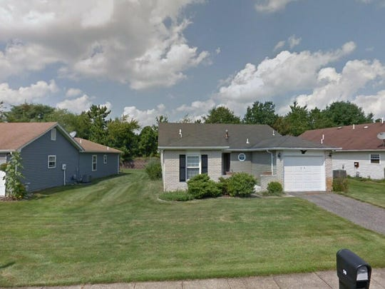 This Google Street View image shows the approximate location of 59 Greenbriar Blvd. in Brick. The property at this address changed hands in June 2019, when new owners bought the property for $291,500.