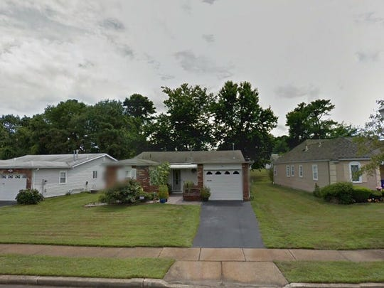 This Google Street View image shows the approximate location of 49 Blake Circle in Brick. The property at this address changed hands in June 2019, when new owners bought the property for $250,000.