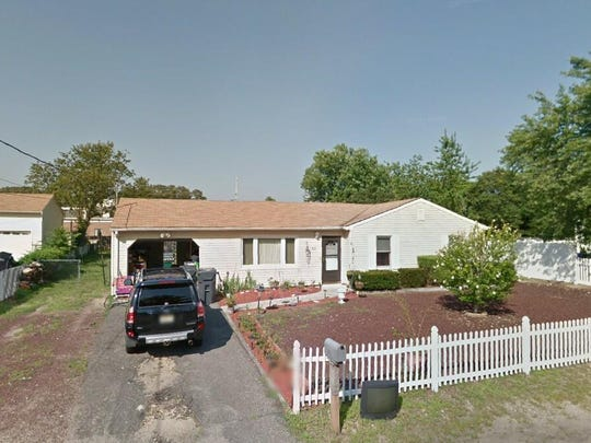 This Google Street View image shows the approximate location of 318 Pitcairn Road in Brick. The property at this address changed hands in June 2019, when new owners bought the property for $230,000.