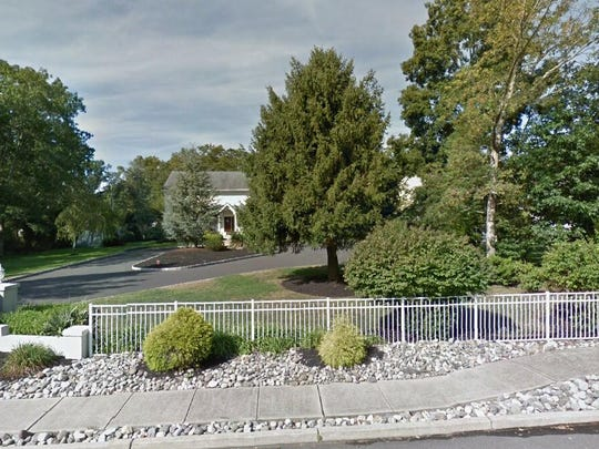 This Google Street View image shows the approximate location of 1094 Schencks Mill Line in Toms River. The property at this address changed hands in June 2019, when new owners bought the property for $560,000.