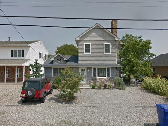 This Google Street View image shows the approximate location of 3412 Adams Ave. in Toms River. The property at this address changed hands in June 2019, when new owner bought the property for $315,000.