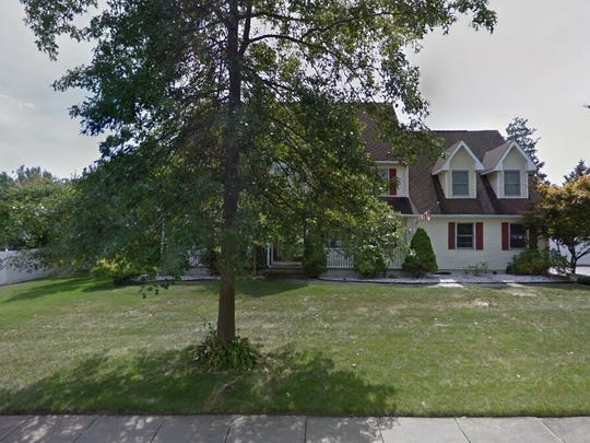 This Google Street View image shows the approximate location of 103 Lilac Drive in Toms River. The property at this address changed hands in June 2019, when new owners bought the property for $451,500.
