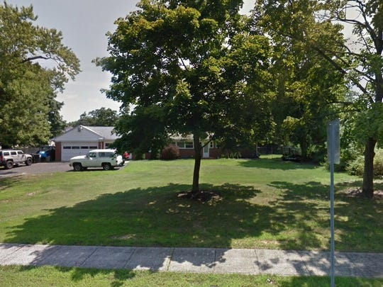 This Google Street View image shows the approximate location of 107 Cedar Grove Road in Toms River. The property at this address changed hands in June 2019, when new owner bought the property for $265,000.