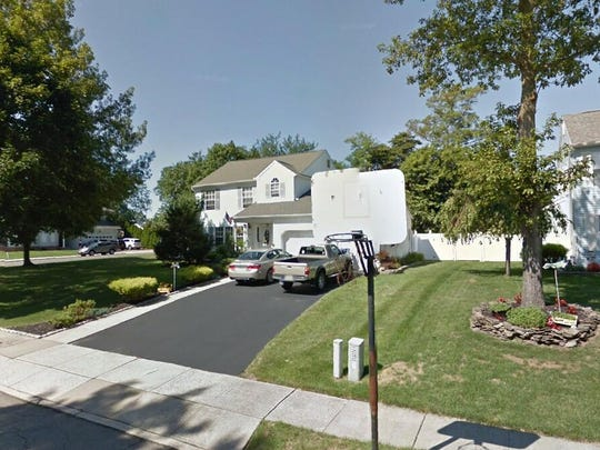 This Google Street View image shows the approximate location of 880 Dorset Passage in Toms River. The property at this address changed hands in June 2019, when new owners bought the property for $295,000.