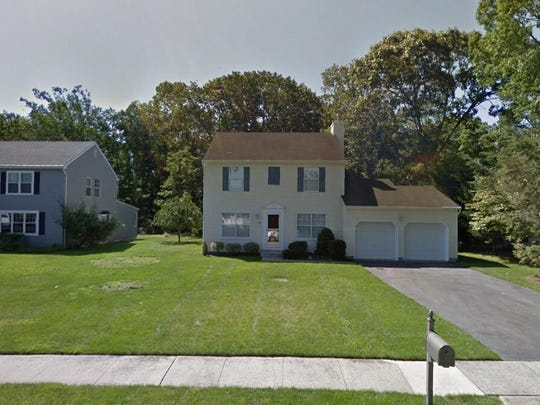 This Google Street View image shows the approximate location of 1285 Hancock Road in Toms River. The property at this address changed hands in June 2019, when new owners bought the property for $335,000.