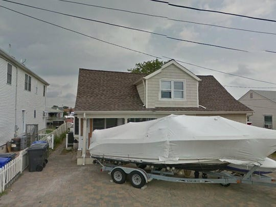 This Google Street View image shows the approximate location of 3436 Jefferson Ave. in Toms River. The property at this address changed hands in June 2019, when new owners bought the property for $325,000.