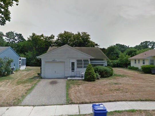 This Google Street View image shows the approximate location of 52 Sunflower Lane in Toms River. The property at this address changed hands in July 2019, when new owner bought the property for $95,000.