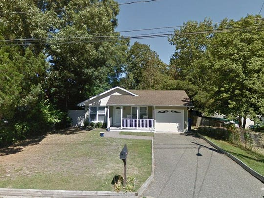 This Google Street View image shows the approximate location of 61 Manor Road in Toms River. The property at this address changed hands in May 2019, when new owner bought the property for $235,000.