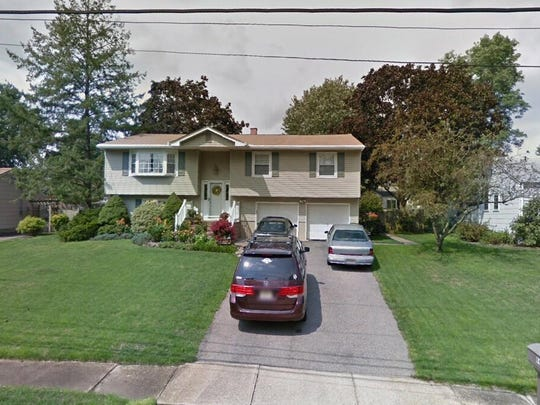 This Google Street View image shows the approximate location of 840 Royal Lane in Toms River. The property at this address changed hands in June 2019, when new owners bought the property for $325,000.
