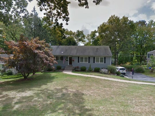 This Google Street View image shows the approximate location of 33 Overlook Trl in Morris Plains. The property at this address changed hands in July 2019, when new owners bought the property for $500,000.