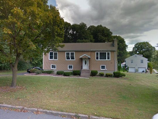 This Google Street View image shows the approximate location of 45 Foxcroft Road in Parsippany-Troy Hills. The property at this address changed hands in July 2019, when new owners bought the property for $482,000.