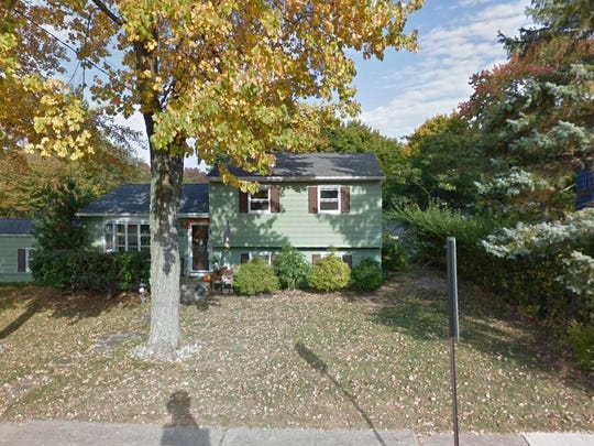 This Google Street View image shows the approximate location of 25 Pleasant Hill Road in Roxbury. The property at this address changed hands in July 2019, when new owner bought the property for $357,000.