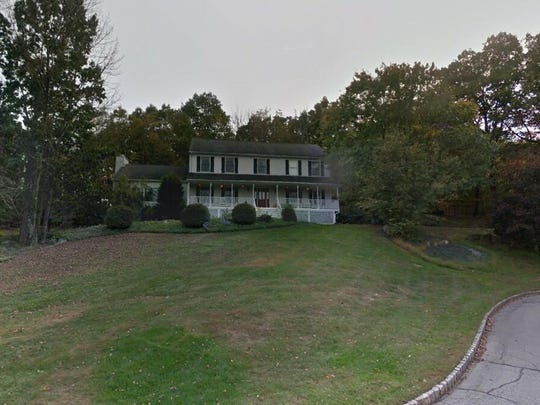 This Google Street View image shows the approximate location of 1 Hidden Acres Drive in Kinnelon. The property at this address changed hands in July 2019, when new owners bought the property for $592,000.