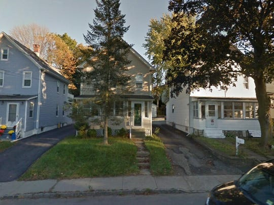 This Google Street View image shows the approximate location of 40 Franklin Ave. in Rockaway Borough. The property at this address changed hands in August 2019, when new owners bought the property for $250,000.