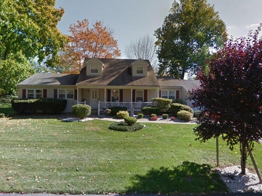 This Google Street View image shows the approximate location of 7 Rhoda Terrace in Parsippany-Troy Hills. The property at this address changed hands in June 2019, when new owners bought the property for $517,500.