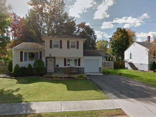 This Google Street View image shows the approximate location of 40 E. Sterling St. in Wharton. The property at this address changed hands in August 2019, when new owner bought the property for $318,000.