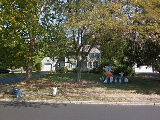 This Google Street View image shows the approximate location of 218 Blvd. in Pequannock. The property at this address changed hands in August 2019, when new owners bought the property for $555,000.