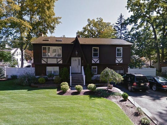 This Google Street View image shows the approximate location of 136 Farmingdale Drive in Parsippany-Troy Hills. The property at this address changed hands in July 2019, when new owners bought the property for $473,000.
