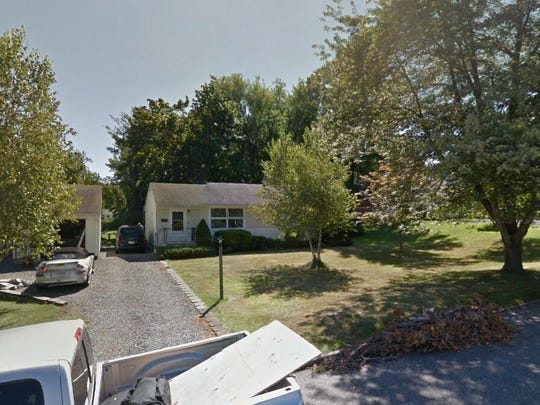 This Google Street View image shows the approximate location of 32 Greenhill Road in Parsippany-Troy Hills. The property at this address changed hands in August 2019, when new owner bought the property for $325,000.