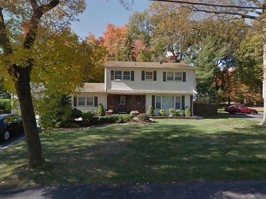 This Google Street View image shows the approximate location of 20 Maplewood Drive in Parsippany-Troy Hills. The property at this address changed hands in August 2019, when new owner bought the property for $575,000.