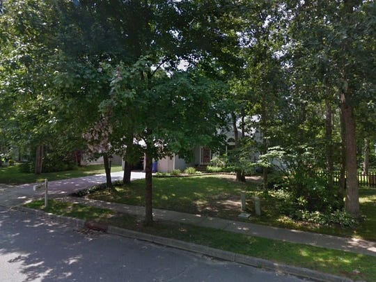 This Google Street View image shows the approximate location of 985 Barnacle Drive in Stafford. The property at this address changed hands in July 2019, when new owners bought the property for $350,000.