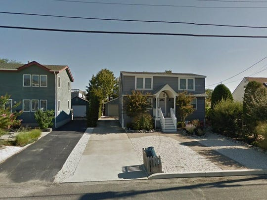 This Google Street View image shows the approximate location of 223 N. Fourth St. in Surf City. The property at this address changed hands in September 2019, when new owners bought the property for $839,000.