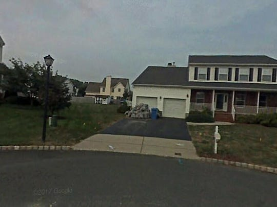 This Google Street View image shows the approximate location of 8 O'neal Court in Hillsborough. The property at this address changed hands in August 2019, when new owners bought the property for $562,500.