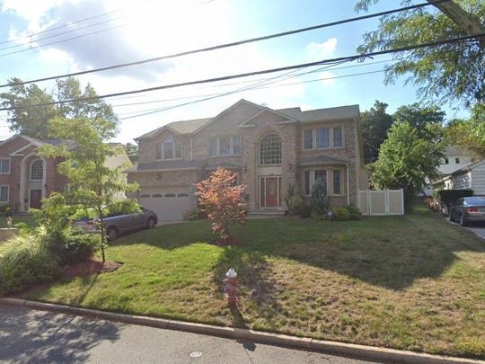 This Google Street View image shows the approximate location of 349 Harrison St. in Paramus. The property at this address changed hands in August 2019, when new owners bought the property for $1,132,500.