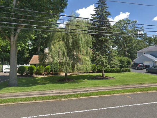 This Google Street View image shows the approximate location of 43 Kinderkamack Road in Park Ridge. The property at this address changed hands in August 2019, when new owners bought the property for $535,000.