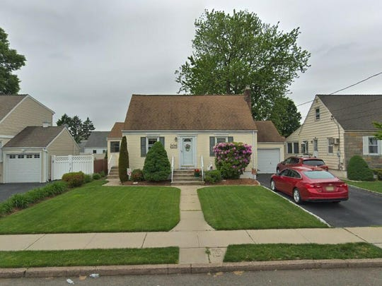 This Google Street View image shows the approximate location of 575 Cypress Ave. in Saddle Brook. The property at this address changed hands in June 2019, when new owner bought the property for $375,000.