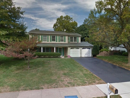 This Google Street View image shows the approximate location of 6 Silvers Lane in Plainsboro. The property at this address changed hands in October 2019, when new owners bought the property for $540,000.