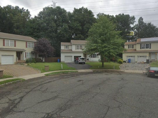 This Google Street View image shows the approximate location of 7 Blair Court in Woodbridge. The property at this address changed hands in October 2019, when new owners bought the property for $390,000.