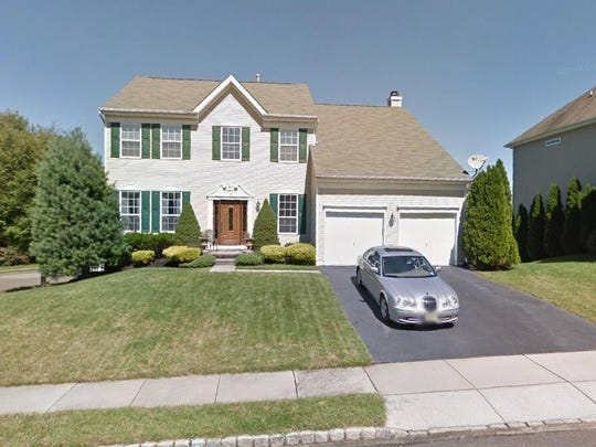This Google Street View image shows the approximate location of 14 Pastern Terrace in Burlington. The property at this address changed hands in September 2019, when new owners bought the property for $426,000.