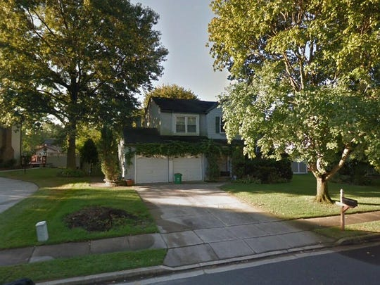 This Google Street View image shows the approximate location of 29 Stratford Lane in Mount Laurel. The property at this address changed hands in September 2019, when new owners bought the property for $293,400.