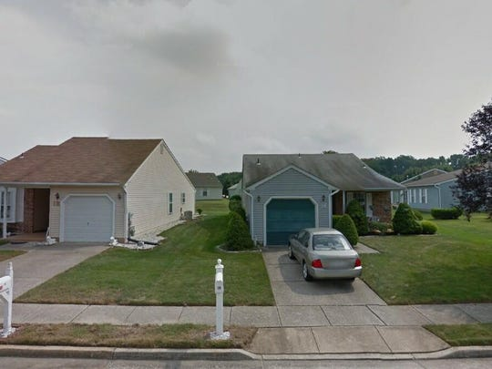 This Google Street View image shows the approximate location of 12 White Stone Court in Mount Laurel. The property at this address changed hands in September 2019, when new owner bought the property for $284,900.