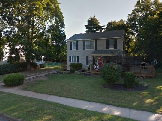 This Google Street View image shows the approximate location of 224 Peachtree St. in Delanco. The property at this address changed hands in August 2019, when new owner bought the property for $242,000.