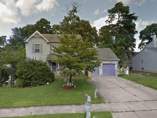 This Google Street View image shows the approximate location of 20 Hancock Lane in Pine Hill. The property at this address changed hands in April 2019, when new owner bought the property for $144,884.