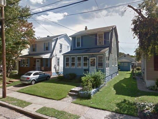 This Google Street View image shows the approximate location of 114 E. Cedar Ave. in Haddon. The property at this address changed hands in July 2019, when new owner bought the property for $195,000.