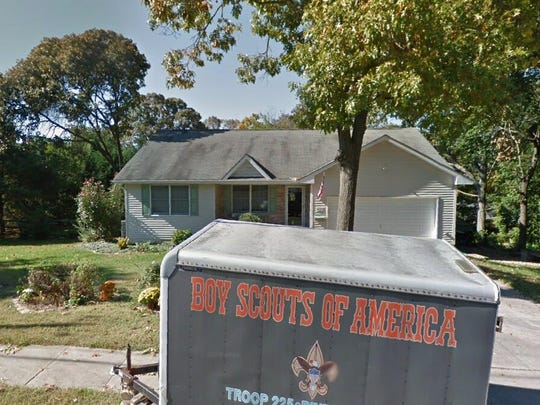 This Google Street View image shows the approximate location of 423 Grandview Ave. in Woodbury Heights. The property at this address changed hands in September 2019, when new owner bought the property for $213,500.