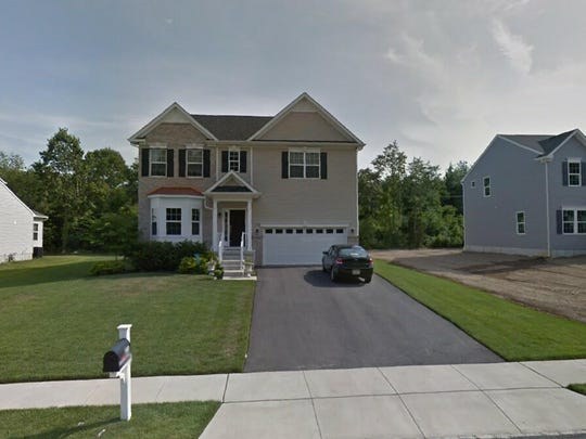 This Google Street View image shows the approximate location of 840 Kristin Lane in Monroe. The property at this address changed hands in September 2019, when new owners bought the property for $364,900.