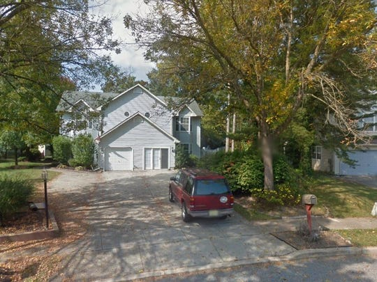 This Google Street View image shows the approximate location of 212 Foxboro Drive in Glassboro. The property at this address changed hands in September 2019, when new owners bought the property for $182,500.