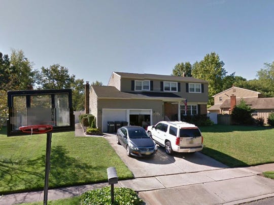 This Google Street View image shows the approximate location of 101 Chadds Ford Court in Washington. The property at this address changed hands in September 2019, when new owner bought the property for $289,000.