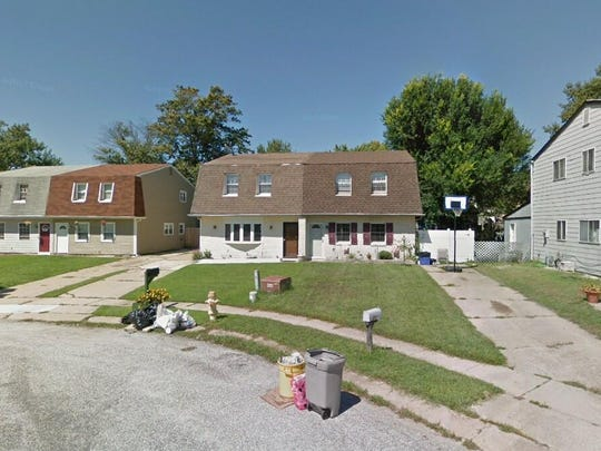 This Google Street View image shows the approximate location of 21 Fomalhaut Court in Washington. The property at this address changed hands in September 2019, when new owner bought the property for $111,500.