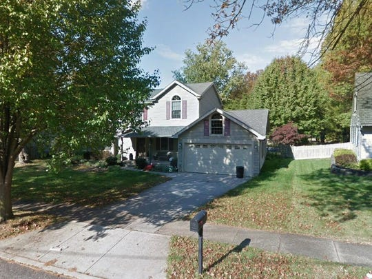 This Google Street View image shows the approximate location of 368 Nottingham Road in West Deptford. The property at this address changed hands in August 2019, when new owners bought the property for $309,000.