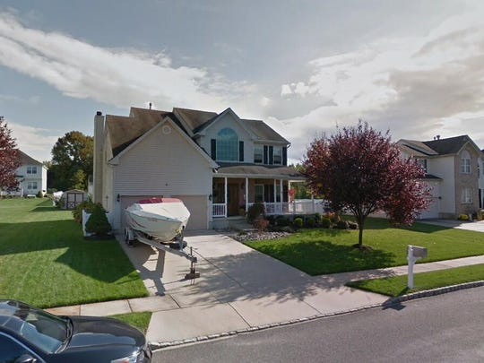 This Google Street View image shows the approximate location of 1819 Fernwood Drive in West Deptford. The property at this address changed hands in August 2019, when new owners bought the property for $390,000.
