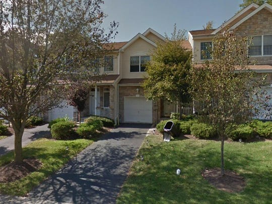 This Google Street View image shows the approximate location of 156 Emily Place in Parsippany-Troy Hills. The property at this address changed hands in September 2019, when new owners bought the property for $487,000.