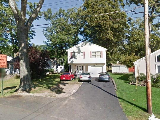 This Google Street View image shows the approximate location of 399 Allentown Road in Parsippany-Troy Hills. The property at this address changed hands in October 2019, when new owners bought the property for $445,000.